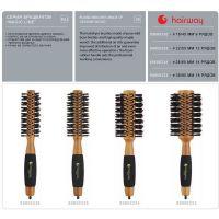 Hairway артикул: 89806333 Брашинг деревянный HAIRWAY MAGIC LINE 38/80 мм