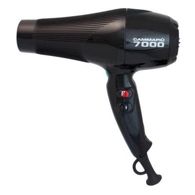 Фен GammaPiu 7000 Black 2200 Вт