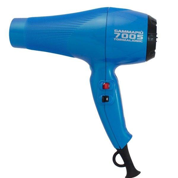 Фен GammaPiu 7005 TormalIonic Blue 2500 Вт