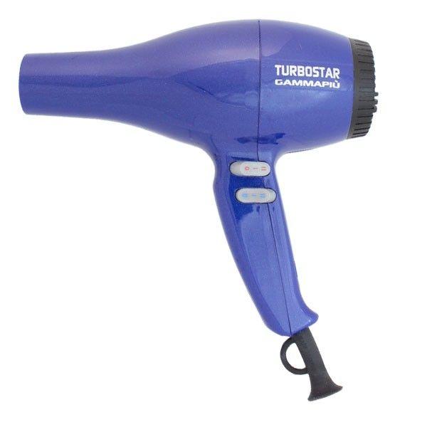 Фен GammaPiu Turbostar Blue 1800 Вт