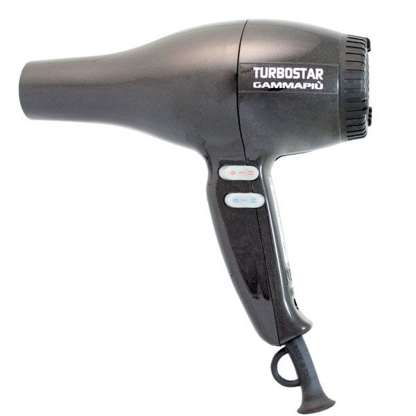 Фен GammaPiu Turbostar Classic 1800 Вт