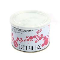 Depilia артикул: DPA02 205 Теплый воск для депиляции в банке Тальк - Depilia 400 мл.