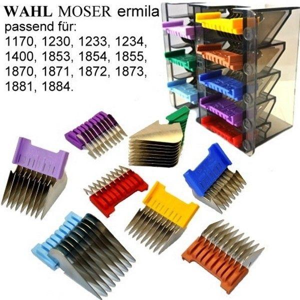 Набор насадок для стрижки на машинки Moser