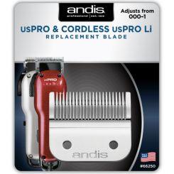 Стандартный нож ANDIS для машинки US-PRO-AN 66220 артикул AN 66250 фото, цена pr_13897-01, фото 1