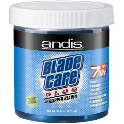 Средство для ухода за ножами ANDIS BLADE CARE 7в1 банка 488 мл