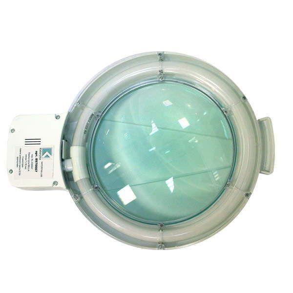 Лампа-лупа Kateryna Lab Bella, линза 7'' (18 см); 3 диоптрии