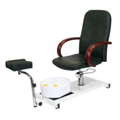 Кресло педикюрное Hairmaster Jetta Black