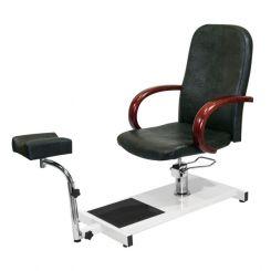 Кресло педикюрное Hairmaster Jetta Black артикул 8915002 BLK фото, цена pr_14138-02, фото 2