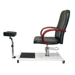 Кресло педикюрное Hairmaster Jetta Black артикул 8915002 BLK фото, цена pr_14138-03, фото 3