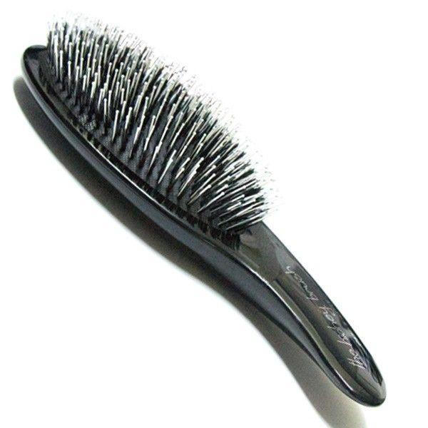 Массажная щетка для волос Olivia Garden The Kidney Brush Care& Style Black