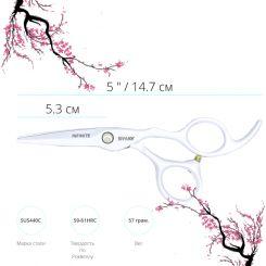 "Ножницы прямые SWAY INFINITE 5.0"" артикул 110 10550 5.00 фото, цена pr_14523-02, фото 2"