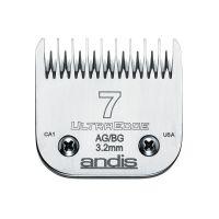 Andis артикул: AN u 64080 Ножевой блок ANDIS ULTRA EDGE №7 филировочный, 3,2 мм