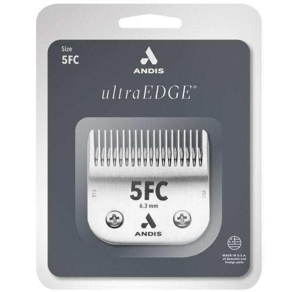 Ножевой блок ANDIS ULTRA EDGE №5FC, 6,3 мм