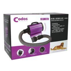 Фен GROOMER CODOS CP-160 1600 Вт, с регулятором воздушного потока, + 2 температурных режима артикул CP-160 фото, цена pr_14886-07, фото 7