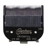 Oster артикул: 76914-826 Стандартный Ножевой блок OSTER 616/PILOT/MARKII CRYONYX №000, 0,25 мм