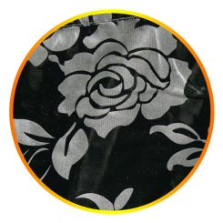 Парикмахерский фартук для покраски Hairmaster Rose артикул 890883 BLK фото, цена pr_16007-03, фото 3