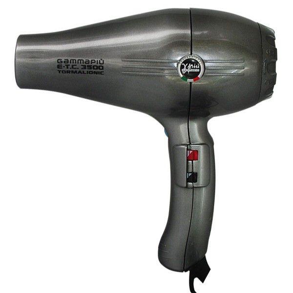 Фен GammaPiu 3500 TormalIonic ETC Light 2000 Вт