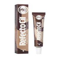 """RefectoCil артикул: RC02 2680045 Краска для бровей и ресниц RefectoCil № 3 цвет """"Натуральный Коричневый"""""""