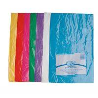 Show Tech артикул: STC-65STE118 Фиолетовая пластиковая бумага для папильоток Show Tech 100 шт