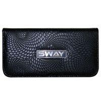 Sway артикул: 110 999002 Парикмахерский чехол для ножниц Sway Black Snake Small