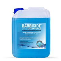 Barbicide артикул: BRD 51635 Жидкость без запаха для дезинфекции поверхностей Barbicide Regular 5000 мл.