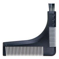 Barbertools артикул: 902001 BLK Расческа для бороды Barber Pro Beard Styling Tool 01