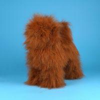 Opawz артикул: OW16-MD01-BODY-BROWN Парик для тела манекена собаки MD01 - коричневый Той-пудель