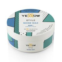 Yellow артикул: YE11-PF018401 Фиксирующий воск с блеском Yellow Style Shine Wax 100 мл.
