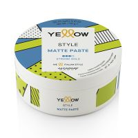 Yellow артикул: YE11-PF018402 Моделирующая матовая паста Yellow Style Matte Paste 100 мл.