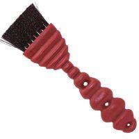 Y.S. Park артикул: YS-645 Red Красная широкая кисточка для покраски волос Y.S. Park 230 мм.