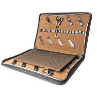 Sway артикул: 110 999997 Кейс для 16 ножниц для стрижки Sway Black Edition