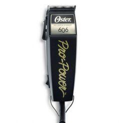 Машинка для стрижки OSTER PRO POWER 606-95, пивотная, с регулируемым ножевым блоком артикул 76606-95 фото, цена pr_533-01, фото 1