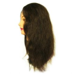 Болванка женская EUROSTIL, шатен, длина волос 40-50 см артикул 00603 фото, цена pr_59-02, фото 2