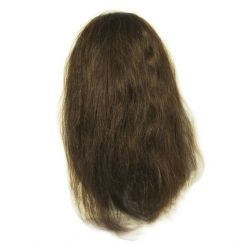 Болванка женская EUROSTIL, шатен, длина волос 40-50 см артикул 00603 фото, цена pr_59-03, фото 3