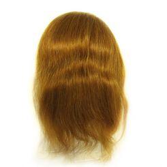 Болванка женская SIBEL FINE IMPLANT с длинной волоса 35-40 см артикул 0030431 фото, цена pr_64-02, фото 2