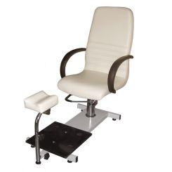 Кресло педикюрное Hairmaster Jetta Cream артикул 8915002 YEL фото, цена pr_6742-01, фото 1