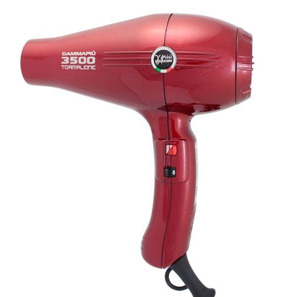 Фен GammaPiu 3500 TormalIonic Red 2500 Вт