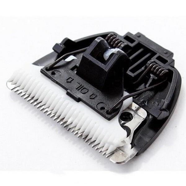Пример ножевого блока парикмахерской машинки с легкосъемным креплением