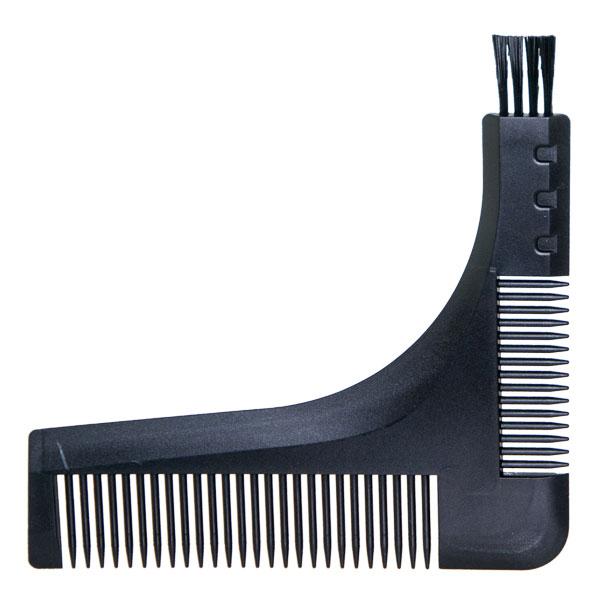 Парикмахерская расческа для бороды