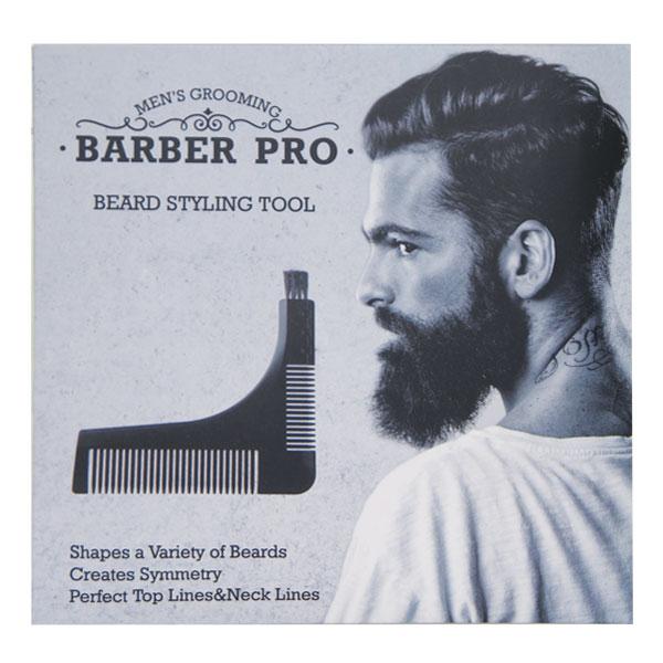 Расческа для стрижки бороды для барбера