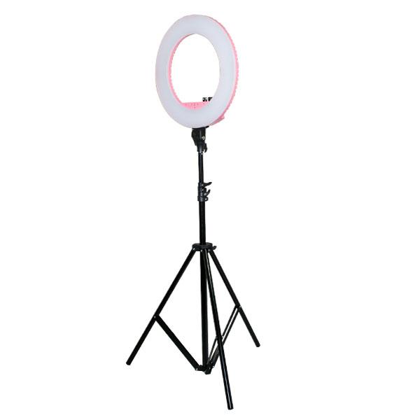Косметологическая кольцевая лампа