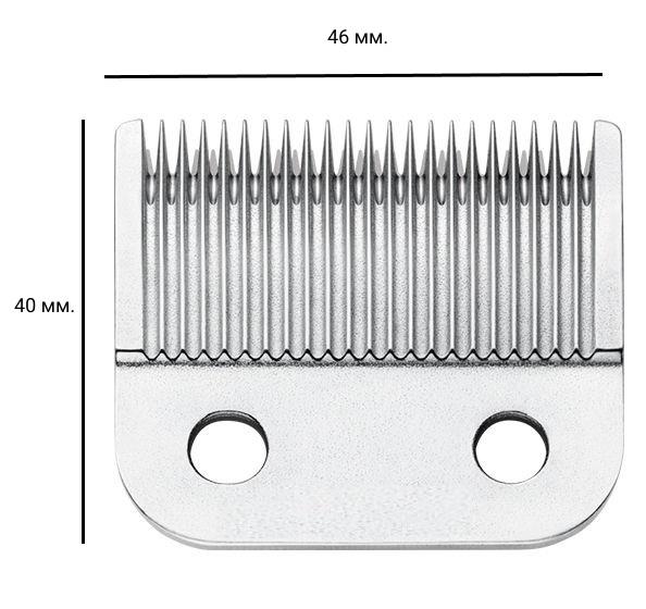 Насадки Hairmaster AK 000 подходят на ножи только такого формата.